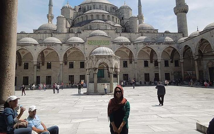 Teaching English in Ankara, Turkey: Alumni Q&A with Pouneh Eftekhari