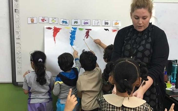 Teaching English in Al Ain, UAE: Alumni Q&A with Carmen Oswalt