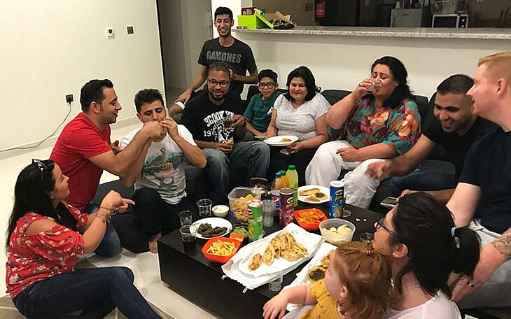 Creating a Home Away from Home While Teaching English in the UAE