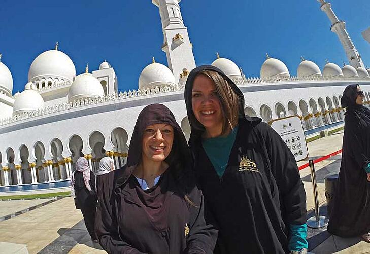 A Survival Guide for Moving Abroad to Teach English in the UAE