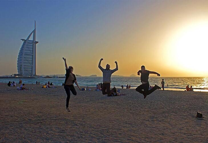 Discover the Modern Middle East While Teaching English in Dubai, UAE