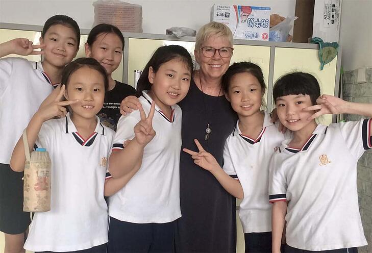 Reflections On 4 Years of Teaching In China In My Late 50's