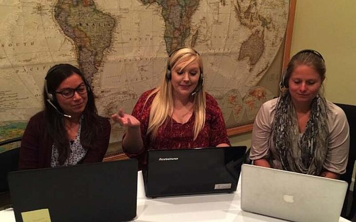 What is a TEFL Webcast for Teaching English Abroad?