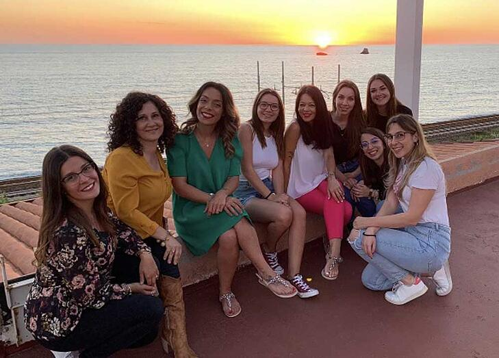 Teaching English in Amantea, Italy: Alumni Q&A with Emily Mitchell