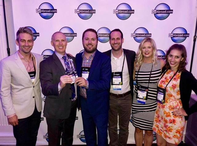 International TEFL Academy Wins GoAbroad Award for Best International Education Organization