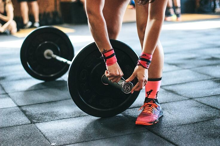 How strength training improves cycling performance