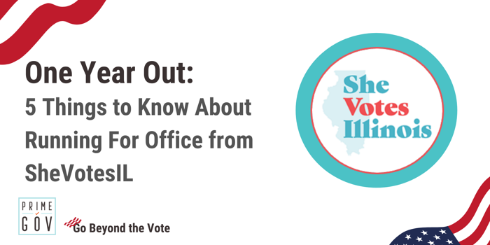 OneYear Out:5 Thingsto KnowAbout Running for Office