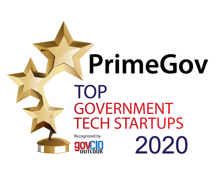 PrimeGov Recognized Among Top Ten Government Tech Startups