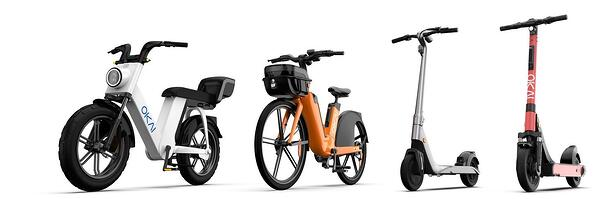 okai-micromobility-solutions-fleet-sharing