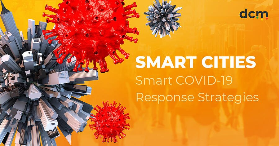 Smart Cities leveraging AI in Covid-19 response strategies