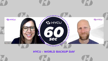 All You Need to Know About World Backup Day in 60 Seconds