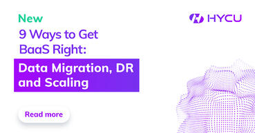 How data migration, DR and organizational scaling factor into nine of the best ways to handle backup as a service.