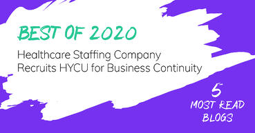 To keep pace with growth, Hayes Locums chose Nutanix and HYCU for backup and recovery
