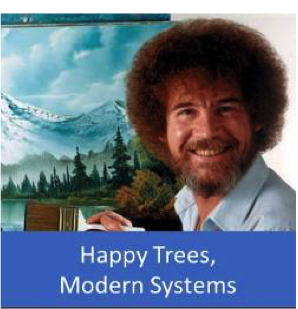 """Modernization Is More Than """"Happy Little Trees"""": Moving Beyond the Storage/Server Mindset"""