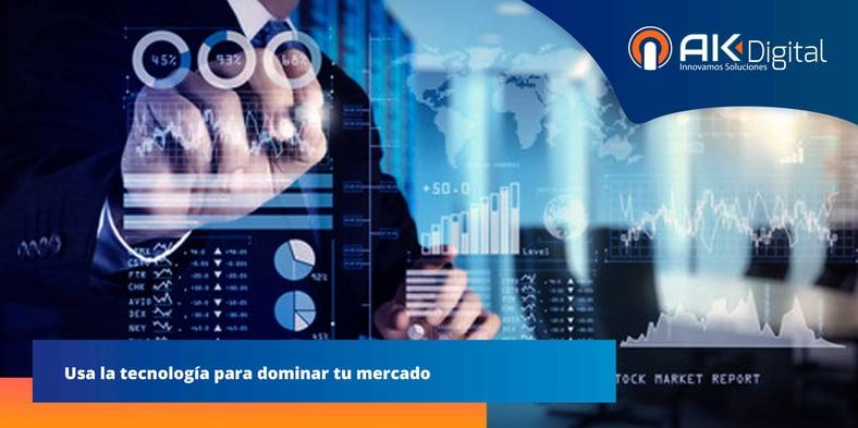 3 Ventajas de la innovación y tecnología empresarial