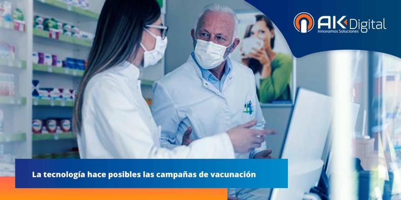 ¿Cómo ayuda la innovación tecnológica a mejorar el control de las vacunas de Covid-19?