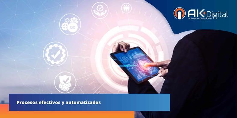 ¿Cómo ayuda la digitalización de procesos a reducir costes operacionales?