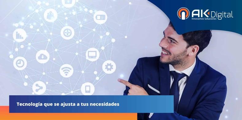 7 Ventajas de los servicios en la nube para empresas