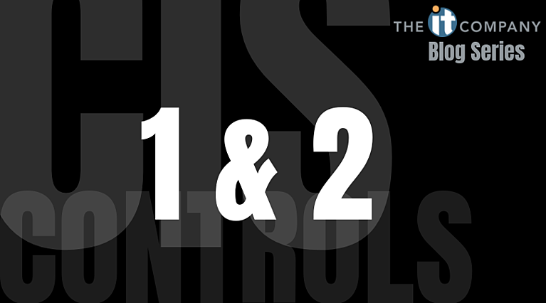 CIS Controls 1 & 2