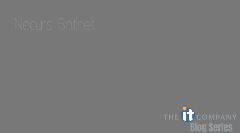 Necurs Botnet Targets Banks