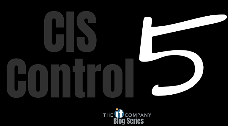 CIS Control 5