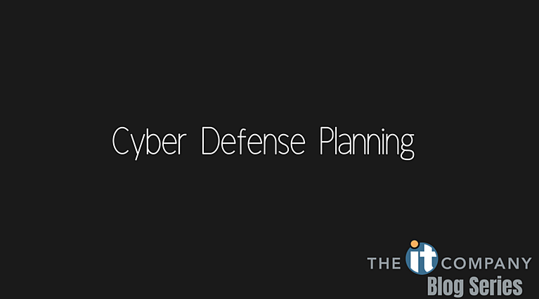 Cyber Defense Planning and Disaster Recovery
