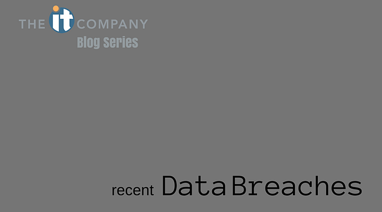Recent Data Breaches- Interview with John Wood