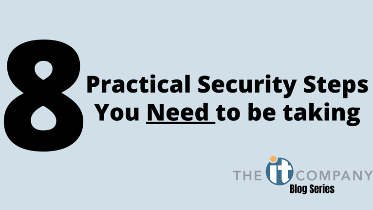 Are You Constantly Wondering If You Are Protecting Your Company's Security to the Best of Your Ability?