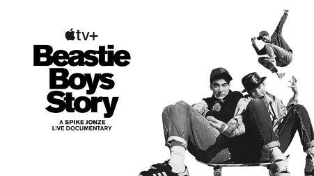Is the Beastie Boys movie the best presentation, ever?