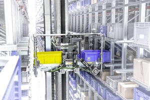 Miniload-automation