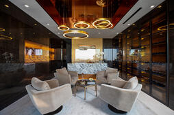 Low-Voltage Lighting by Colorbeam Brings Beverly Hills Estate to Life