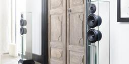 Speakers That Make a Statement: Selective Design Puts the Art in Audio