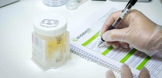 Drug testing forms