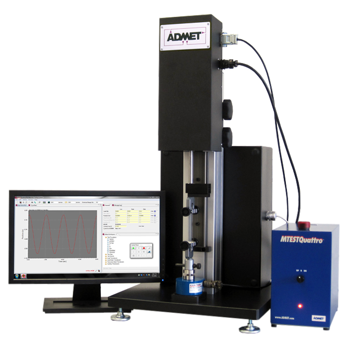 voice coil fatigue testing system