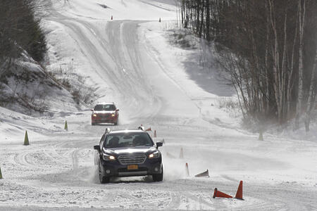 5 Tips For Winter Driving