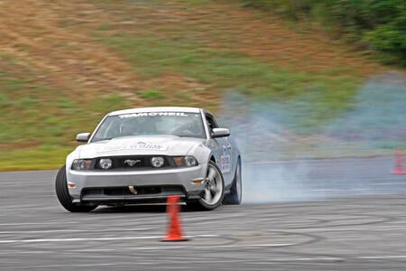 A Student's Perspective on Team O'Neil's Drift School