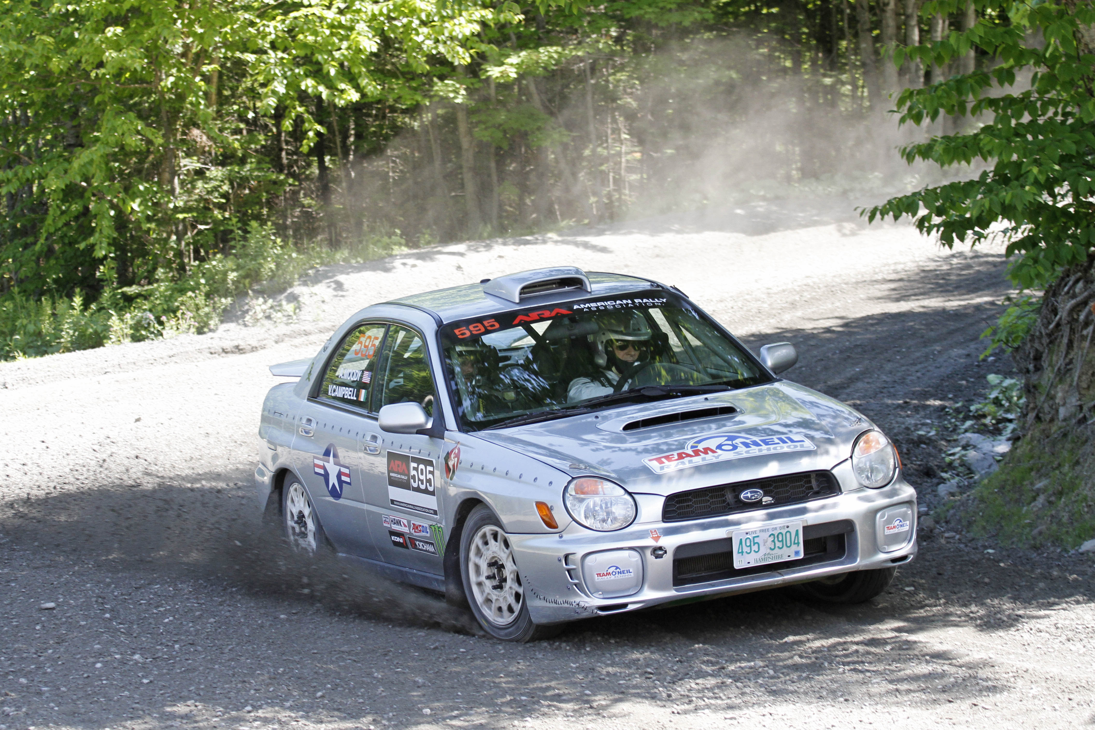 From Rally Student to Rally Sprint Competitor: Making the Jump