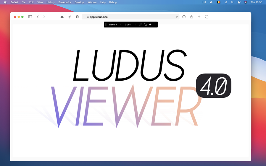 Ludus - new viewer