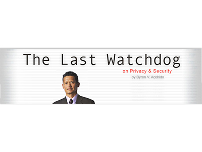 Interview with Byron Acohido @ The Last Watchdog
