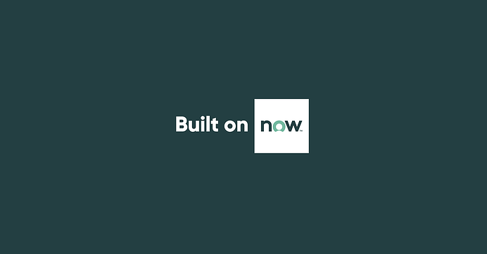 More Trust, Less Risk When Built on Now