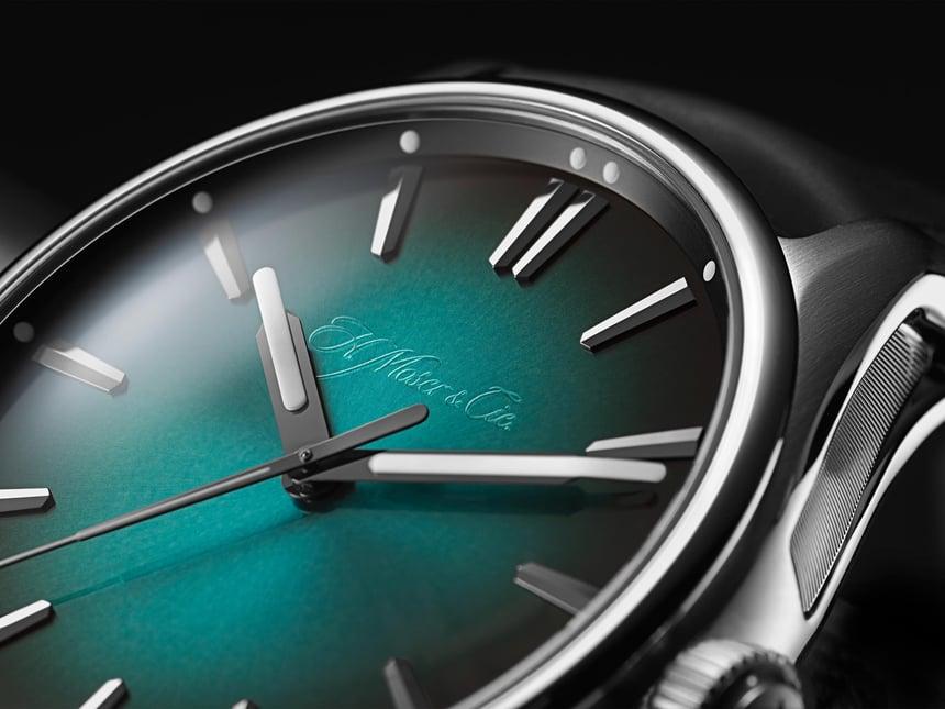Moser watch