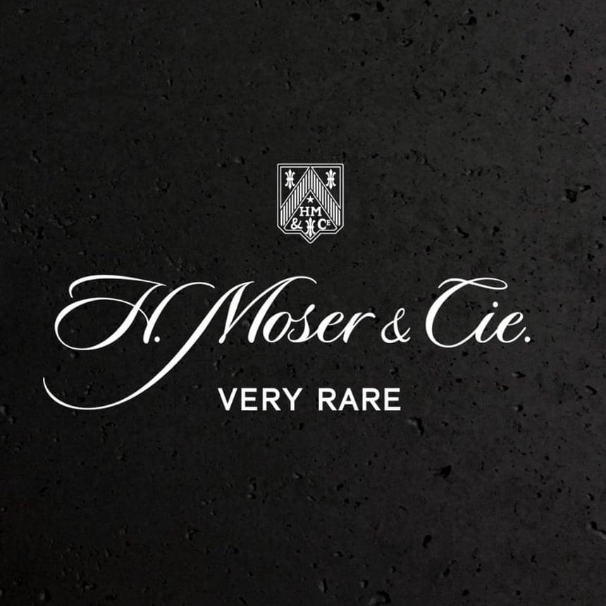 Moser logo white