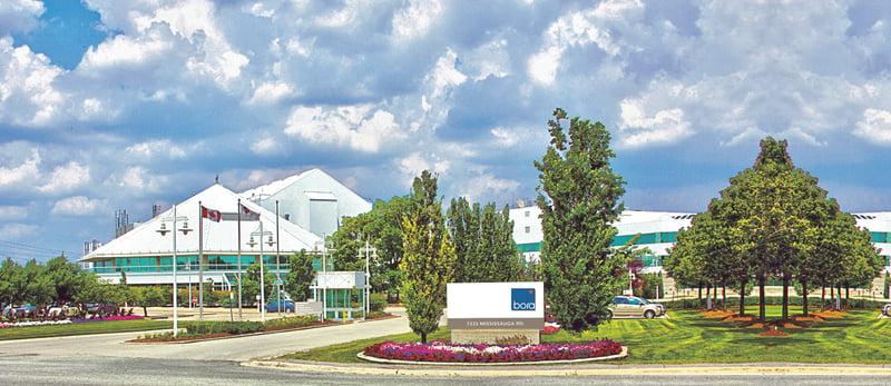 bora-acquisition-GSK-Mississauga-facility