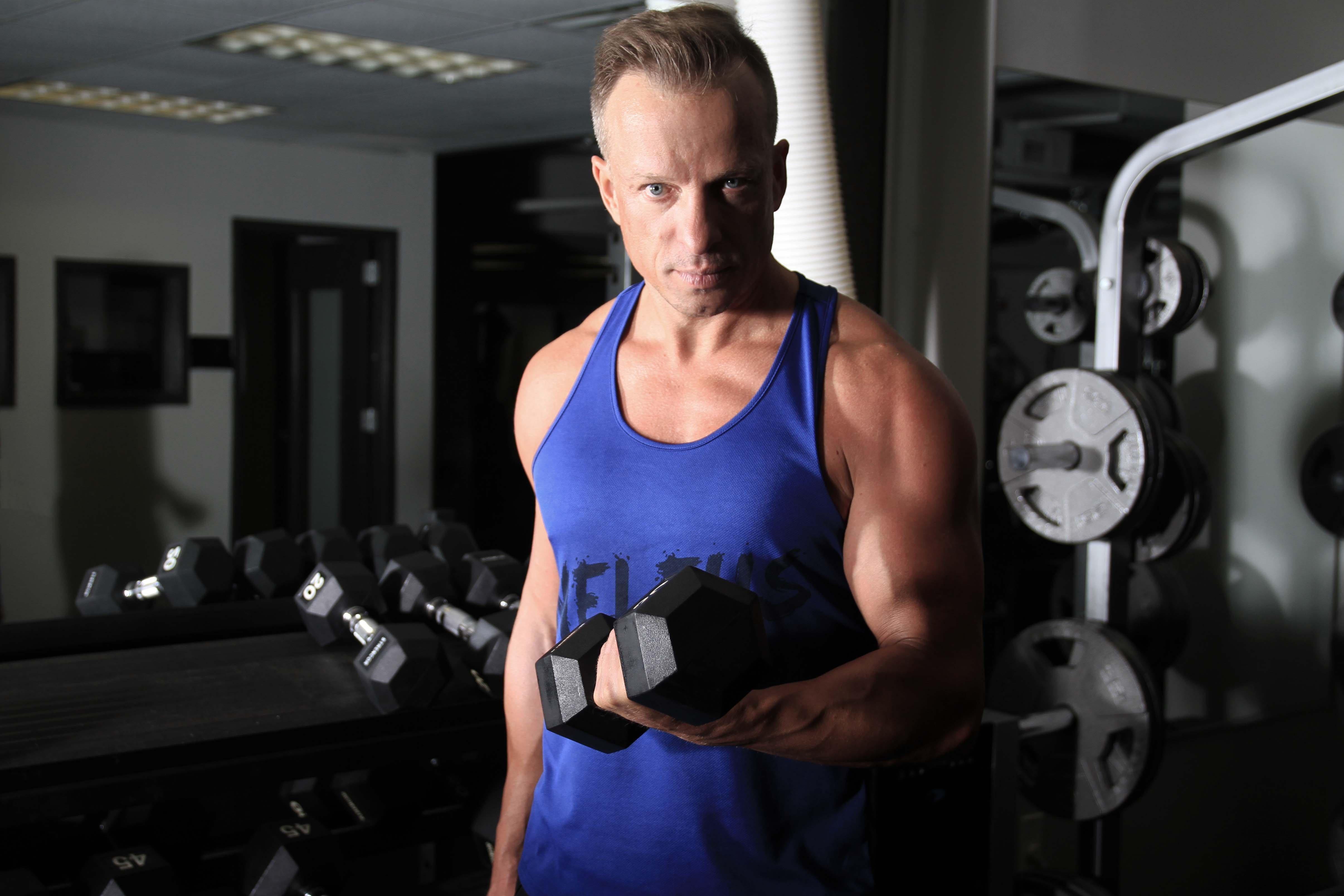 Testosterone amd exercise