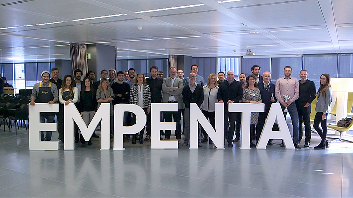 Qrem, startup acelerada por Empenta, consigue una ronda de inversión de 1 millón de euros