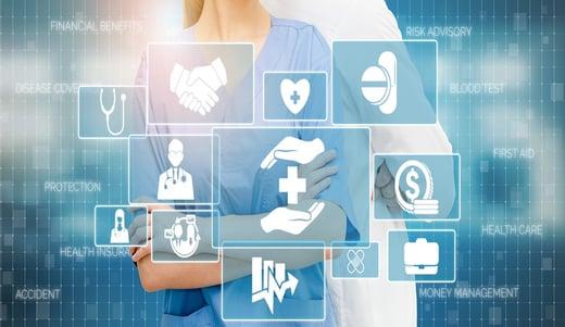 労働時間と健康情報の「見える化」で健康経営を推進!