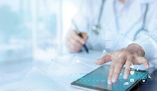 データ検索機能の活用で健康課題を可視化