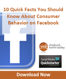 Consumer Behavior on Facebook