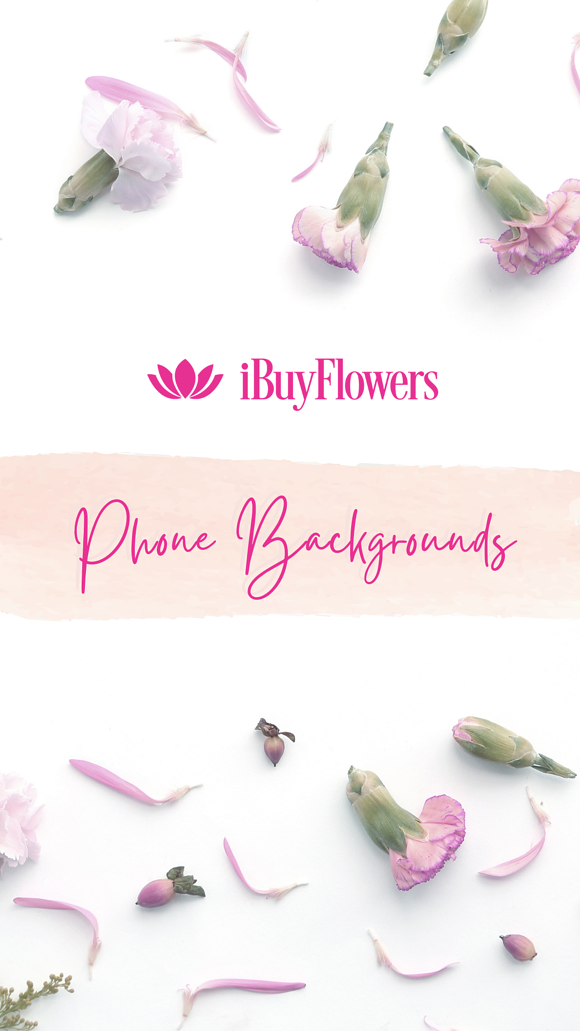 Wonderful blooming wallpapers for your phone
