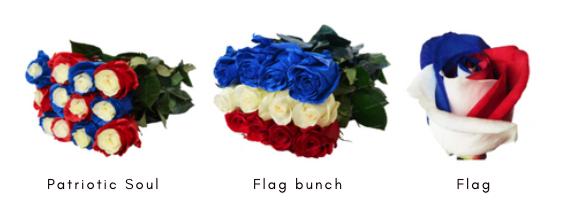 Memorial Day Flower Assortment 2021